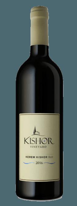 2016 Kerem Kishor Red